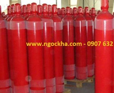 Bình lấy mủ bằng khí ethylen 40L