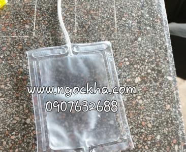 Túi khí các loại, nhám và bóng