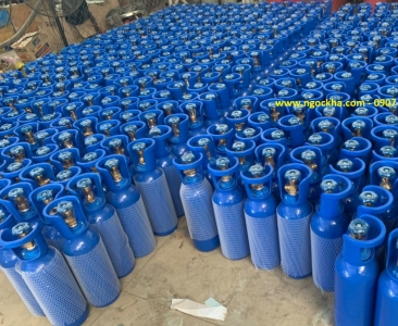 Khí ethylen mini dung tích 2L