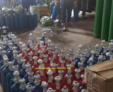 Bình khí ethylen C2H4 5L